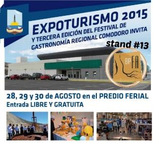 expo turismo 2015
